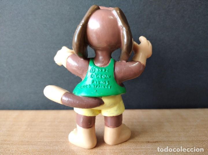 Figuras de Goma y PVC: FIGURA PVC SERIE DELFY-6cm aprox.-COMICS SPAIN-AÑOS 90-VER FOTOS-B1 - Foto 3 - 195059413