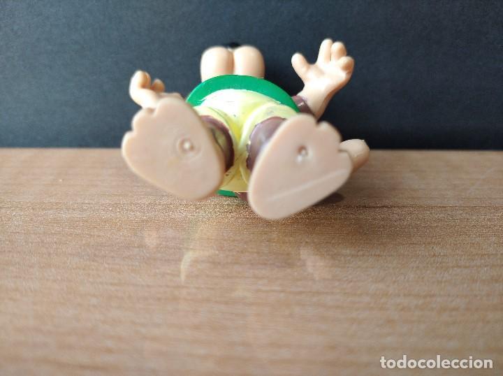 Figuras de Goma y PVC: FIGURA PVC SERIE DELFY-6cm aprox.-COMICS SPAIN-AÑOS 90-VER FOTOS-B1 - Foto 5 - 195059413