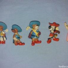 Figuras de Goma y PVC: COLEÇÃO DARTACAN DA MAIA BORGES PORTUGAL. Lote 195084406