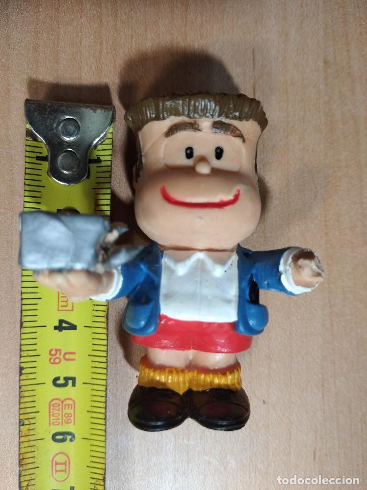 Figuras de Goma y PVC: FIGURA MANOLITO DE MAFALDA-6cm aprox.-COMICS SPAIN-AÑOS 80/90VER FOTOS-B1 - Foto 8 - 195086300