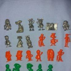 Figuras de Goma y PVC: LOTE DE FIGURAS DUNKIN DISNEY. Lote 195101785
