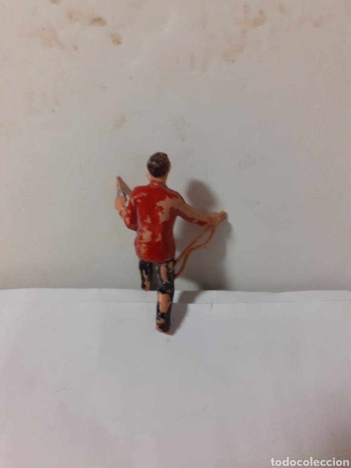 Figuras de Goma y PVC: JECSAN FIGURA DOMADOR CIRCO PARA RESTAURAR PLASTICO - Foto 2 - 195114275