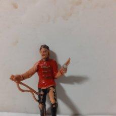 Figuras de Goma y PVC: JECSAN FIGURA DOMADOR CIRCO PARA RESTAURAR PLASTICO. Lote 195114275