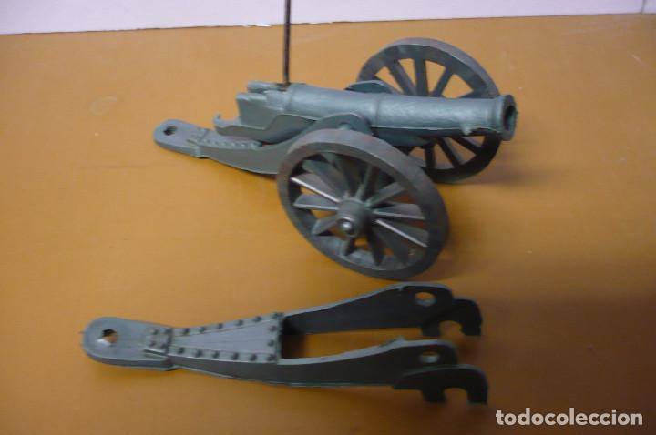CAÑON (Juguetes - Figuras de Goma y Pvc - Reamsa y Gomarsa)
