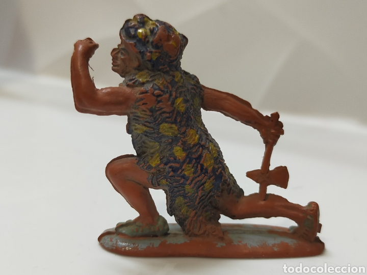 Figuras de Goma y PVC: Pech indio azteca goma - Foto 2 - 195143775