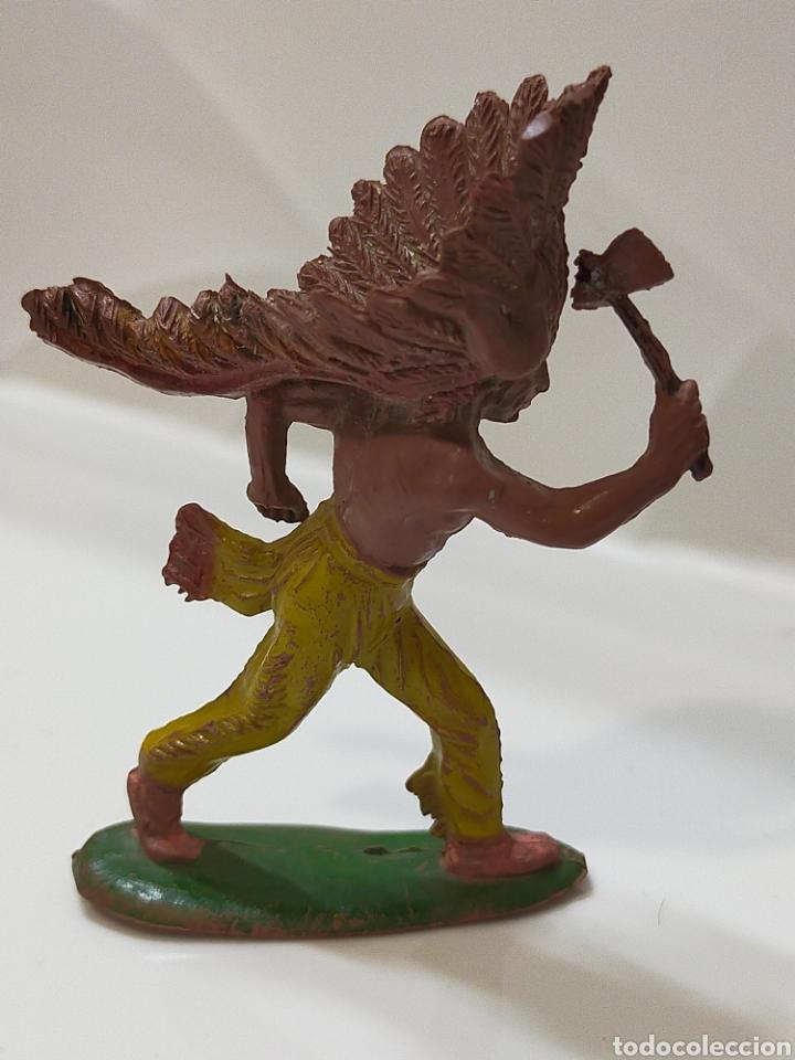 Figuras de Goma y PVC: Pech indio goma - Foto 2 - 195152580