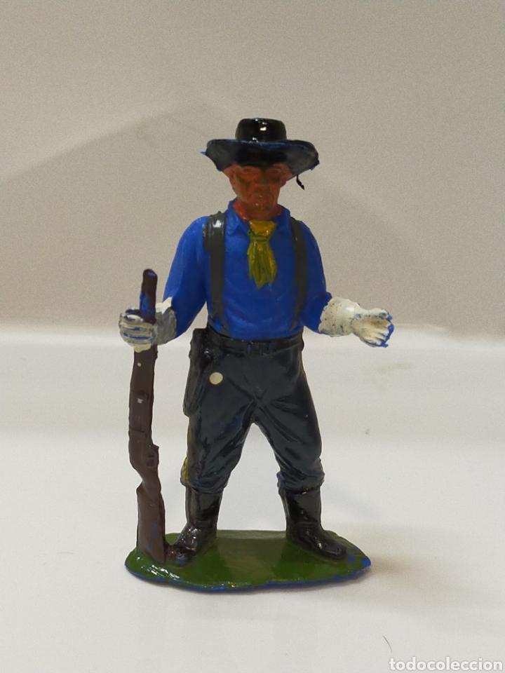 Figuras de Goma y PVC: Jecsan yankees séptimo caballeria - Foto 2 - 195153420