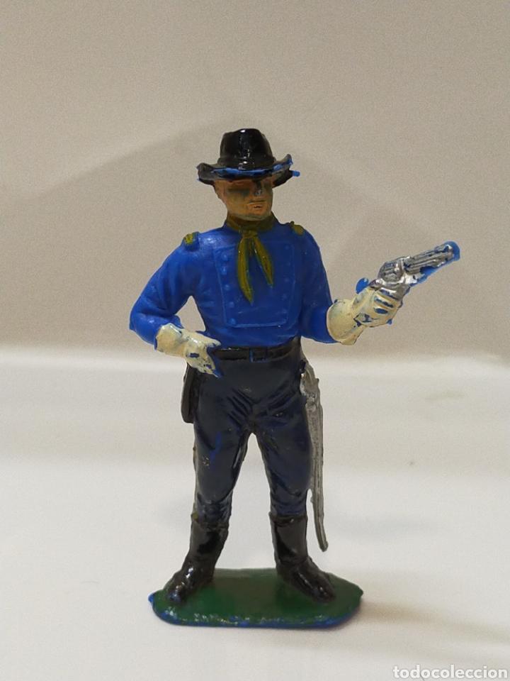 Figuras de Goma y PVC: Jecsan yankees séptimo caballeria - Foto 3 - 195153420
