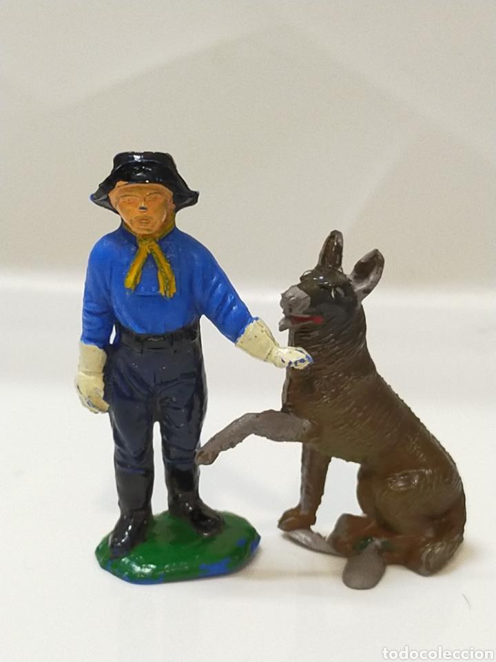 Figuras de Goma y PVC: Jecsan yankees séptimo caballeria - Foto 6 - 195153420
