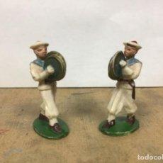 Figuras de Goma y PVC: SOLDADOS DESFILE MARINA MARINEROS STARLUX NO PECH REAMSA JECSAN TEIXIDO GAMA ASTER ARCHER . Lote 195154685