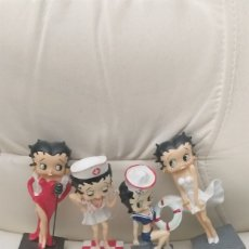 Figuras de Goma y PVC: MUÑECAS BEETY BOOP. Lote 195167570