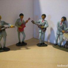 Figuras de Goma y PVC: COMANSI LOS BEATLES. Lote 195189572