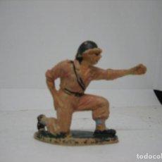Figuras de Goma y PVC: FIGURA DE PECH EN PLASTICO. Lote 195191798