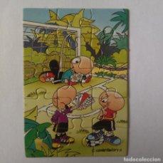 Figuras Kinder: PUZZLE KINDER FERRERO ROMPECABEZAS PUZLE CARTON ANTIGUO 90. Lote 195192825