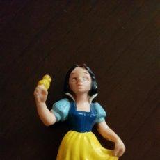 Figuras de Goma y PVC: FIGURA GOMA BLANCANIEVES. Lote 195229730