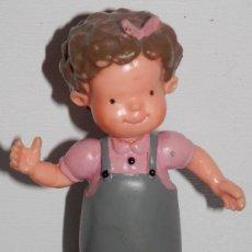 Figuras de Goma y PVC: FIGURA DE PVC DE LA SERIE LAS 3 MELIZAS DE LA MARCA YOLANDA. Lote 195236762