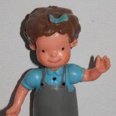 Figuras de Goma y PVC: FIGURA DE PVC DE LA SERIE LAS 3 MELIZAS DE LA MARCA YOLANDA. Lote 195236826
