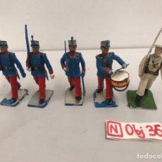 Figuras de Goma y PVC: FIGURAS FIGURA SOLDADOS GUARDIA REAL (REAMSA). Lote 195241406