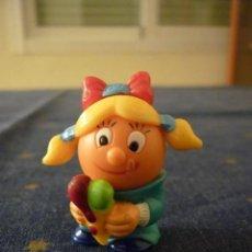 Figuras Kinder: FIGURA KINDER NIÑA CON HELADO. Lote 195251518