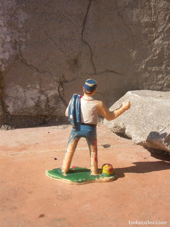 Figuras de Goma y PVC: REAMSA COMANSI PECH LAFREDO JECSAN TEIXIDO GAMA MOYA SOTORRES STARLUX ROJAS ESTEREOPLAST - Foto 2 - 195259721