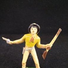 Figuras de Goma y PVC: FIGURA OESTE JECSAN, REAMSA, TEIXIDO, COMANSI.... Lote 195261951