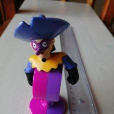 Figuras de Goma y PVC: MC DONALDS CLOPIN SERIE EL JOROBADO DE NOTRE DAME VINTAGE HAPPY MEAL CAJITA FELIZ AÑO 1997. Lote 195264905