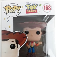 Figuras de Goma y PVC: TOY STORY. WOODY POP FUNKO 168. Lote 195273521