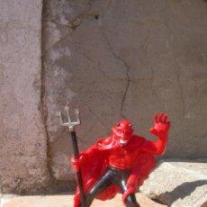 Figuras de Goma y PVC: COMIC SPAIN MARVEL YOLANDA DISNEY. Lote 195278001
