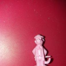 Figuras de Goma y PVC: FIGURA DUNKIN WILLY FOG DISVENDA PORTUGAL. Lote 195292255