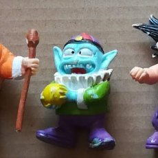 Figuras de Goma y PVC: LOTE DE 3 FIGURAS DE GOMA PVC TOEI BOLA DEL DRAGON - DRAGON BALL. Lote 195296808
