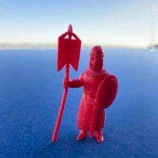 Figuras de Goma y PVC: ANTIGUA FIGURA DUNKIN RUI RUY EL PEQUEÑO CID. AÑOS 80.. Lote 195311921