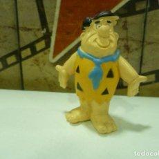 Figuras de Goma y PVC: FIGURA PEDRO PICAPIEDRA. Lote 195326263