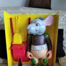 Figuras de Goma y PVC: MUÑECO RATÓN PEREZ. Lote 195331401
