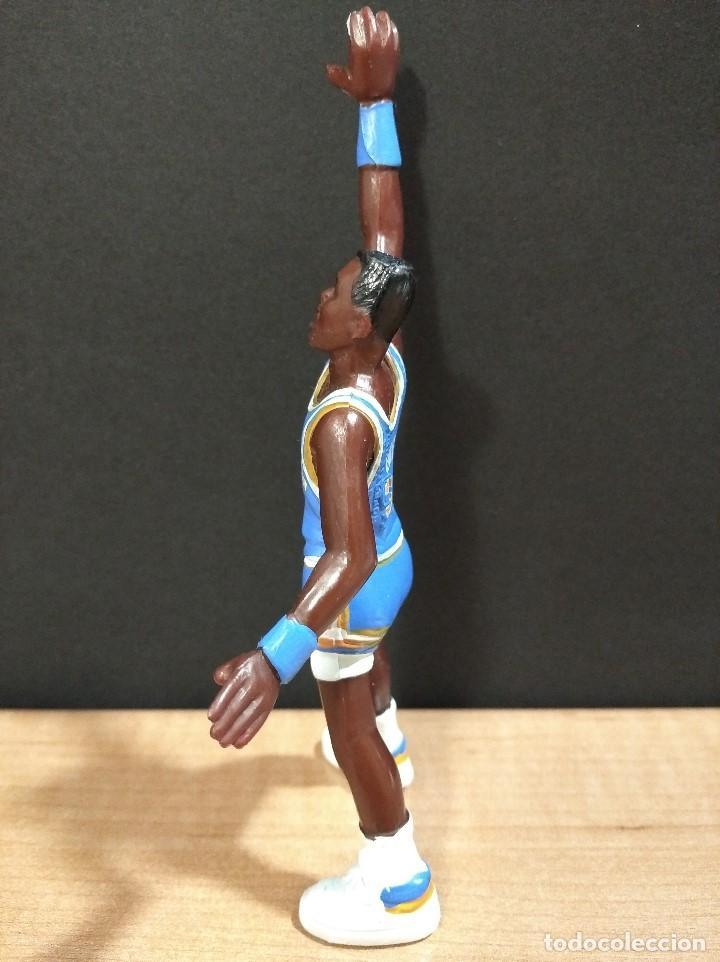 Figuras de Goma y PVC: FIGURA JUGADOR NBA EWING DE LOS NEW YORK-15cm aprox.-YOLANDA-1997-VER FOTOS-B1-V1 - Foto 5 - 195335286