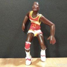 Figuras de Goma y PVC: FIGURA JUGADOR NBA WILKINS DE LOS HAWKS-11CM APROX.-YOLANDA-1997-VER FOTOS-B1. Lote 195335710
