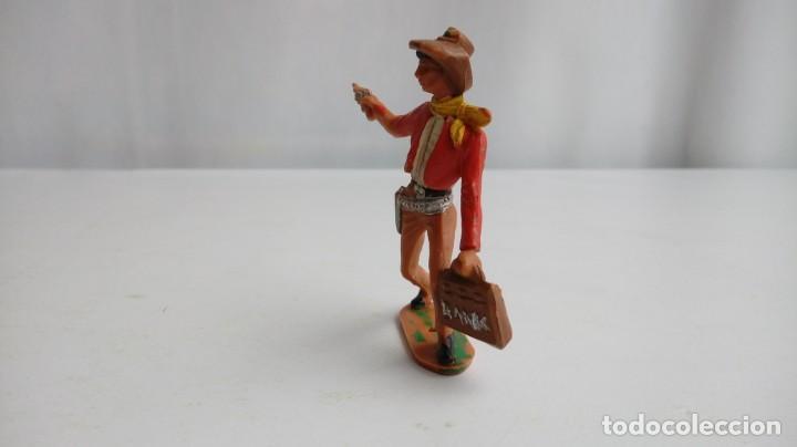 Figuras de Goma y PVC: Figura vaquero - Foto 4 - 195370930
