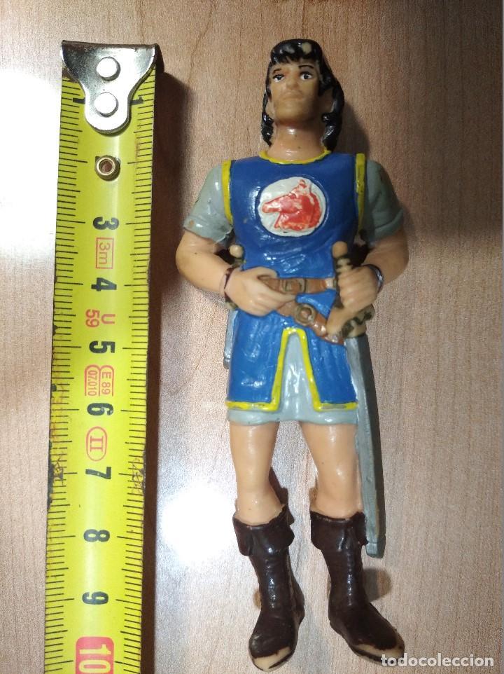 Figuras de Goma y PVC: FIGURA SERIE PRINCIPE VALIENTE-10cm aprox.-COMICS SPAIN-1992-VER FOTOS-B1 - Foto 8 - 195376978