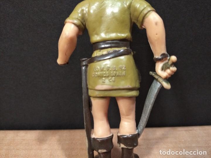 Figuras de Goma y PVC: FIGURA SERIE PRINCIPE VALIENTE-10cm aprox.-COMICS SPAIN-1992-VER FOTOS-B1 - Foto 5 - 195377258