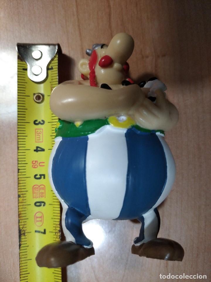 Figuras de Goma y PVC: FIGURA OBELIX-8cm aprox.-PLASTOY-1997-VER FOTOS-B1 - Foto 8 - 195378481
