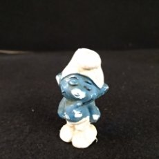 Figuras de Goma y PVC: PITUFO. Lote 195382570