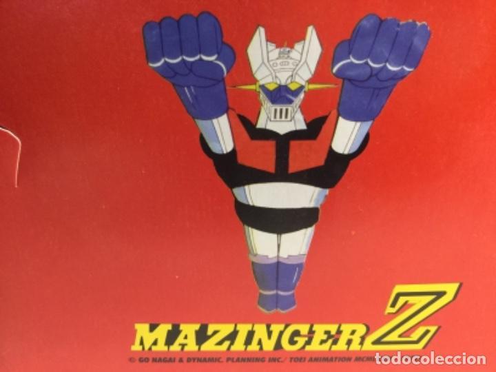 Figuras de Goma y PVC: Colección completa 7 figuras Mazinger Z ( sin abrir ) lote 3 - Foto 4 - 195385875