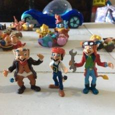 Figuras de Goma y PVC: LOTE FIGURAS DIMINUTOS CÓMICS SPAIN. Lote 195396952