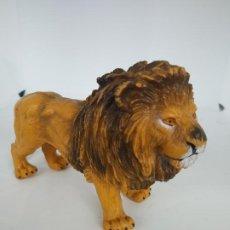 Figuras de Goma y PVC: SCHLEICH 96 LEON. Lote 195445771