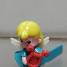 Figuras Kinder: KINDER NAVIDAD ANILLO . Lote 195451315