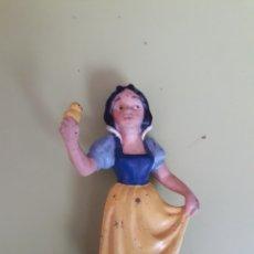 Figuras de Goma y PVC: FIGURA DE BLANCANIEVES BULLY BULLYLAND. Lote 195465340