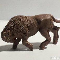 Figuras de Goma y PVC: BISONTE DE COMANSI. Lote 195506020