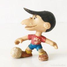 Figuras de Goma y PVC: FIGURA PVC GOMA FELIPE MAFALDA FUTBOLISTA . Lote 195523511
