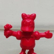 Figuras de Goma y PVC: FIGURA DUNKIN DISNEY DAISY. Lote 195525011