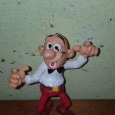 Figuras de Goma y PVC: FIGURA PVC GOMA MORTADELO Y FILEMÓN IBÁÑEZ BRB98 MUÑECO COLECCIÓN COMICS DIBUJOS. Lote 195528851