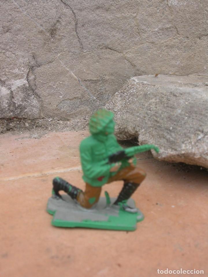 Figuras de Goma y PVC: REAMSA COMANSI PECH LAFREDO JECSAN TEIXIDO GAMA MOYA SOTORRES STARLUX ROJAS ESTEREOPLAST - Foto 2 - 195580191